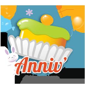 Kidou récré, réservez votre anniversaire dans notre parc de jeux pour enfants